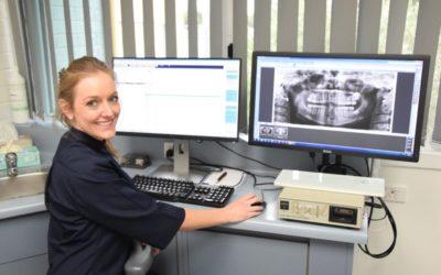 New dentist Dr Sarah Cameron